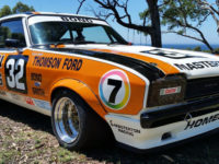 Ex-Colin Bond Masterton Homes Ford Capri Mk. II to Join Us at The Bend
