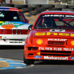 Heritage Touring Cars at Historic Queensland 2018 by Ian Welsh