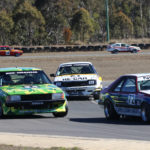 Heritage Touring Cars at Historic Queensland 2018 by Stephen McKay