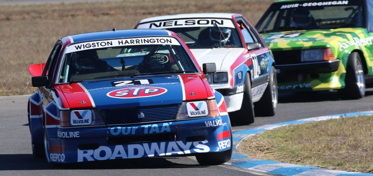 Groups C & A Set for a Historic Weekend at the Baskerville Historics