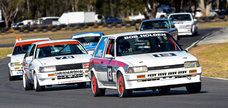 Heritage Touring Cars Returns to Phillip Island to Kick Off 2019 Series