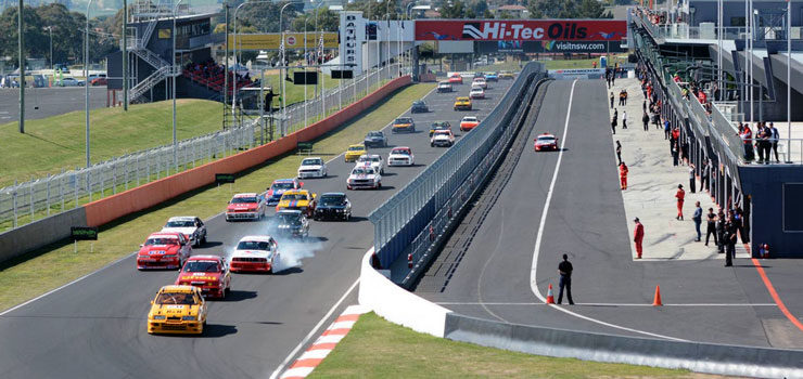 Heritage Touring Cars Back in Action This Weekend at the Bathurst 1000