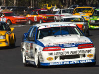 Speed in the Sunshine State: Heritage Touring Cars Round 3 at Historic Queensland 2019
