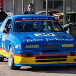 Heritage Touring Cars at 2019 Historic Queensland