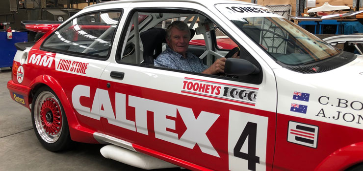 Group A Legends to Debut at Sydney Master Blast's Muscle Car Masters 2019