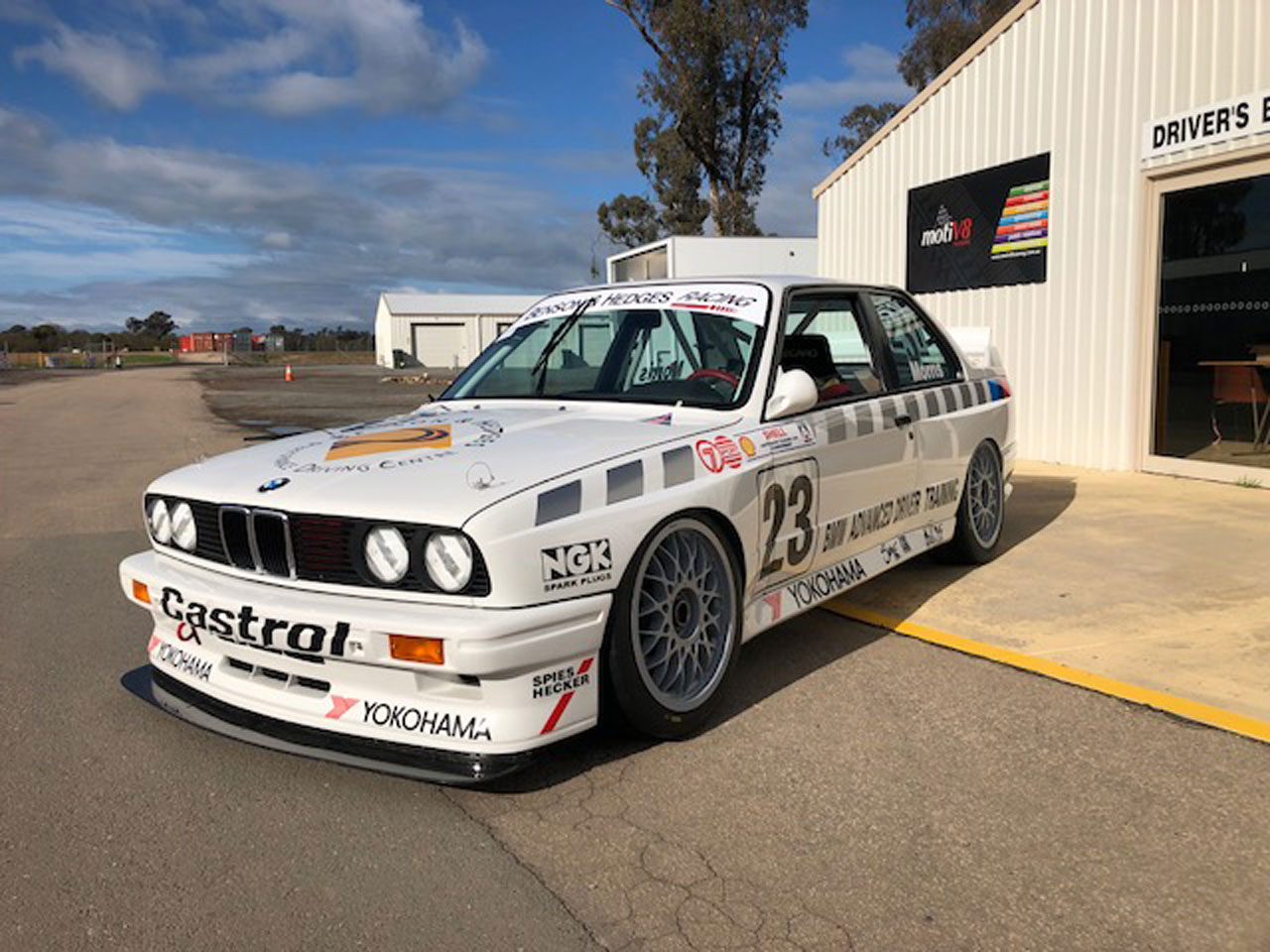 Sansil 1990 BMW M3 Sport Evolution