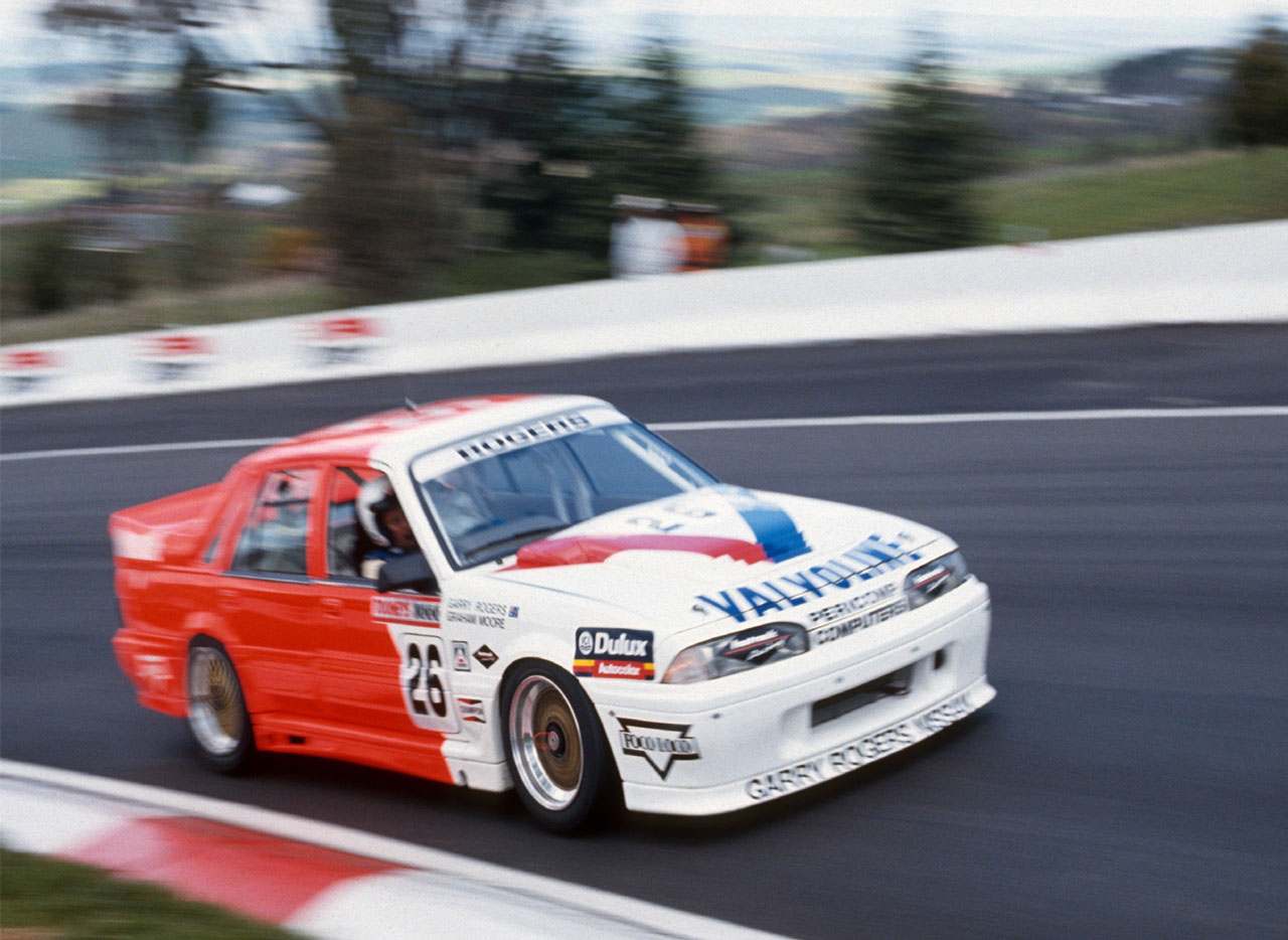 Schembri Group A 1988 Roadways Racing Services Holden VL SS