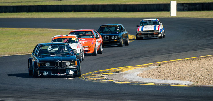 Heritage Touring Cars — The Legends of Bathurst