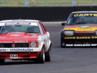 Wrapping Up the 2019 Heritage Touring Cars Season Finale at Historic Sandown