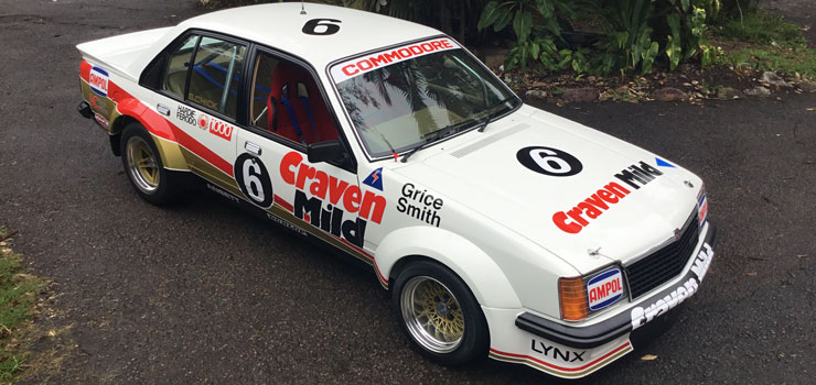 HTC Competitor Profile: Gary Chick and the Craven Mild Commodore