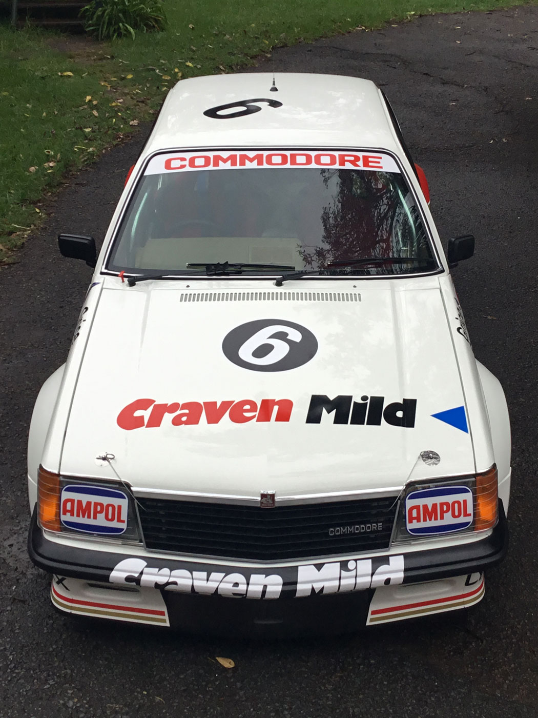Craven Mild Commodore