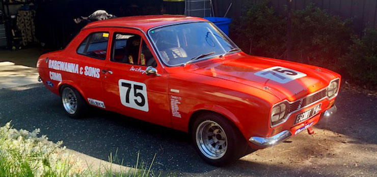For Sale: Genuine 1970 Mk1 Escort Twin-Cam Group C Touring Car