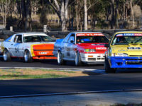 Heritage Touring Cars Stretch Their Legs at Historic Warwick & The Bathurst 1000
