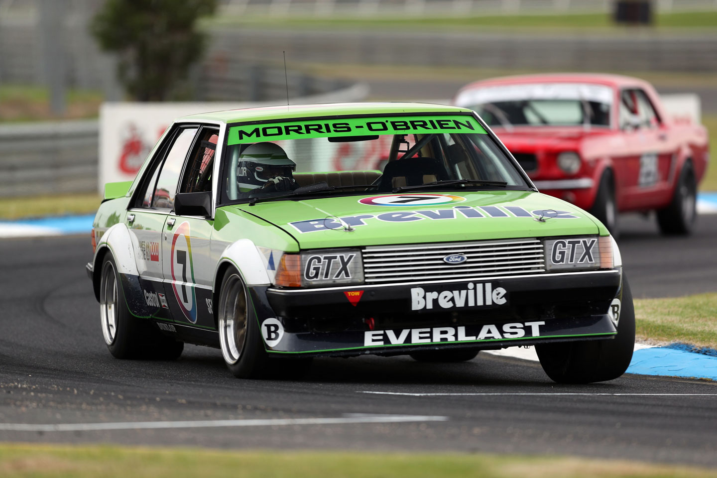 1980 Group C Ford XD Falcon