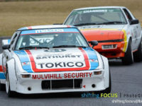 Heritage Touring Cars Line Up for 2021 Round Two at Historic Warwick