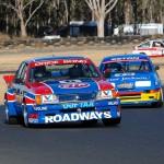 Heritage Touring Cars at Morgan Park