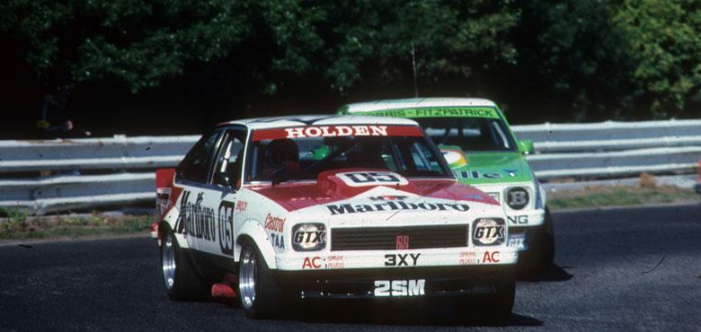 Peter Brock Headlines Shannons Legends of Motorsport Series Final