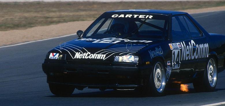 Carter's NetComm Nissan Returns To Racing