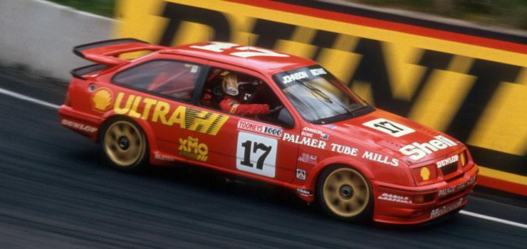 Dick Johnson's Last Shell Sierra Returns To Bathurst