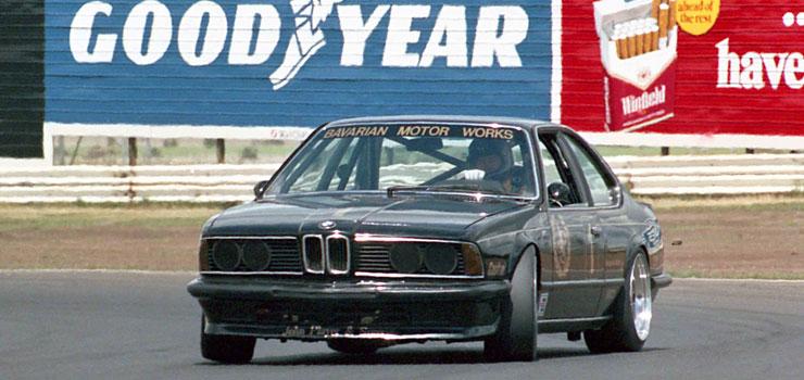 Jim Richards on track for BMW birthday celebrations at 2016 Phillip Island Classic Festival of Motorsport