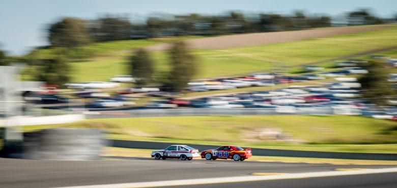 Heritage Touring Cars go Retro in Sydney